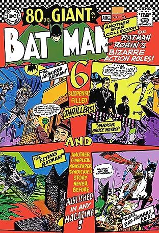 Batman (1940-2011) #193