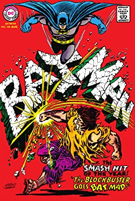 Batman (1940-2011) #194