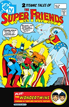 Super Friends (1976-1981) #29
