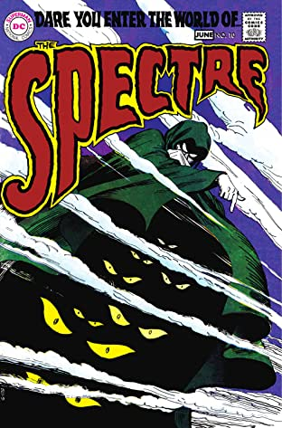 The Spectre (1967-1969) #10
