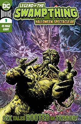 Legend of the Swamp Thing: Halloween Spectacular (2020) #1