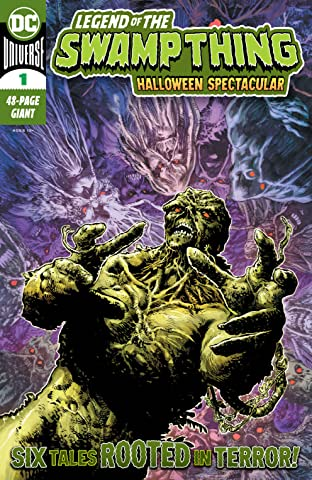 Legend of the Swamp Thing: Halloween Spectacular (2020) No.1