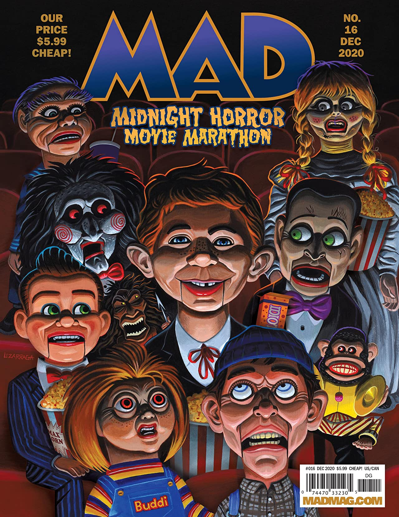 MAD Magazine (2018-) #16
