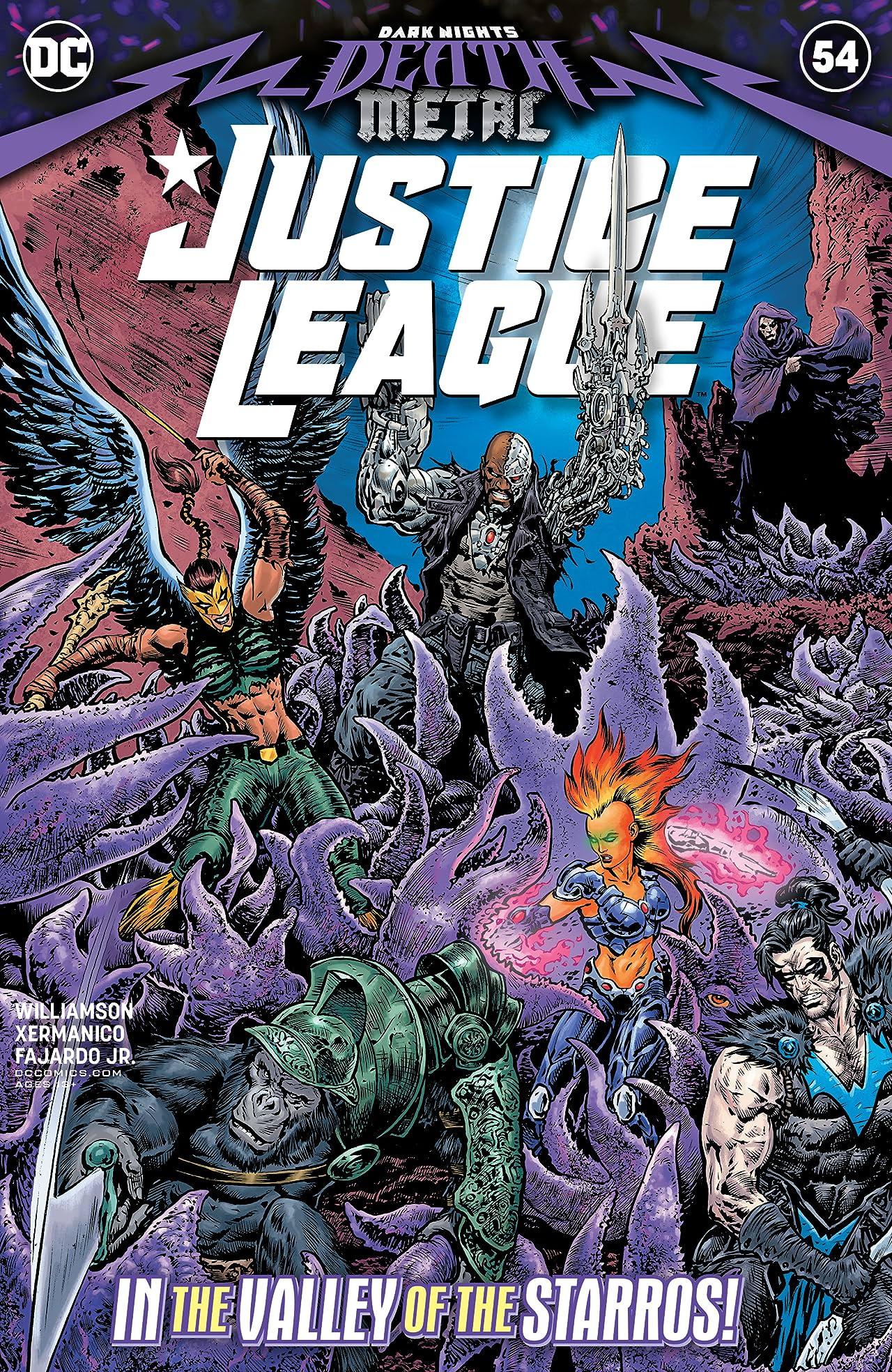 Justice League (2018-) No.54