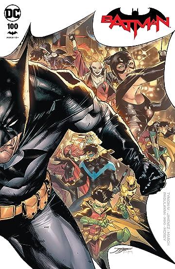 Batman (2016-) #100