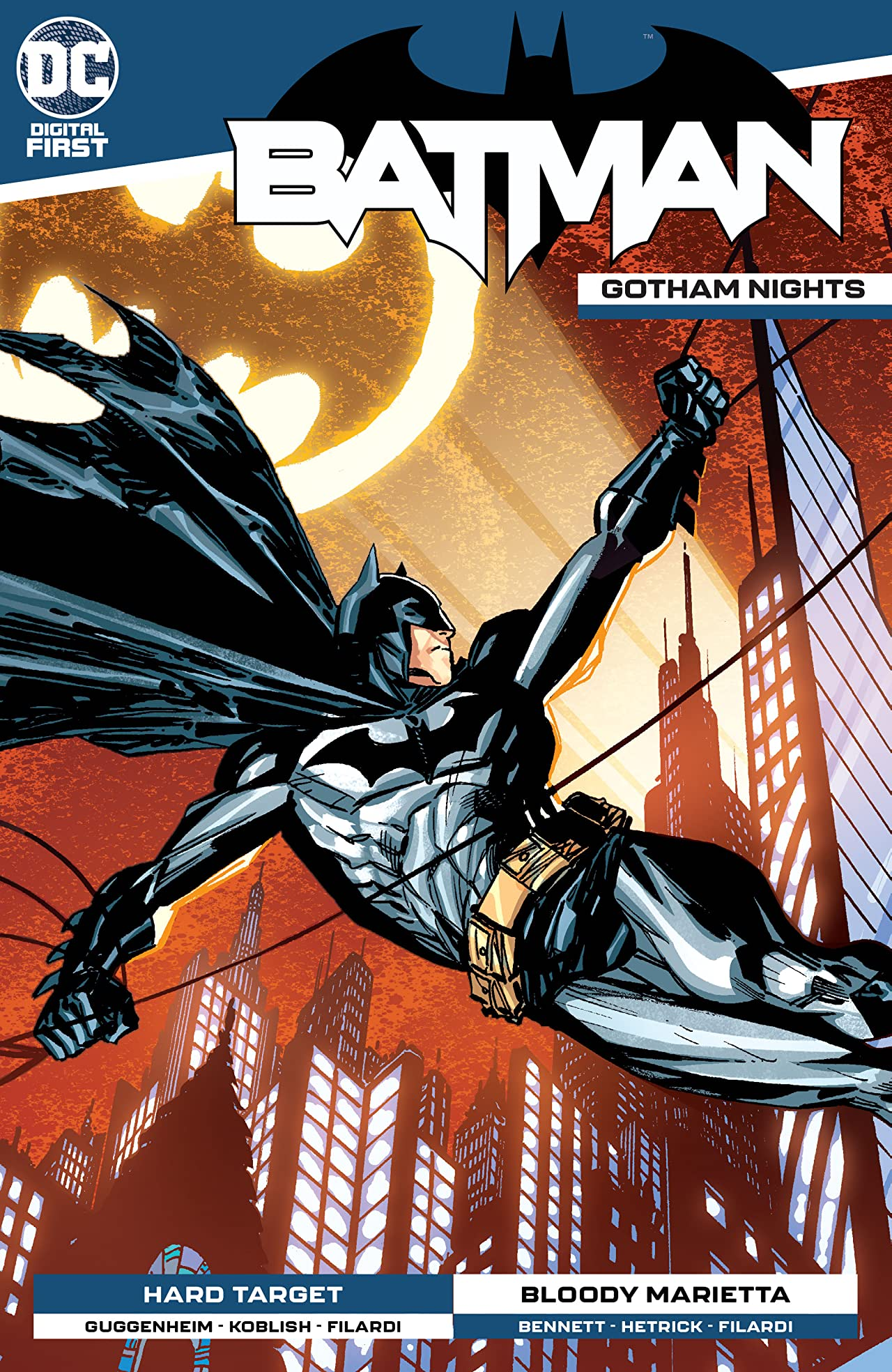 Batman: Gotham Nights No.18