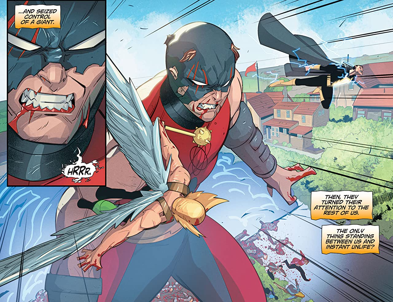 DCeased: Hope At World's End (2020) #11