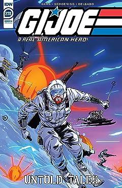 G.I. Joe: A Real American Hero #278