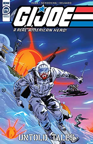 G.I. Joe: A Real American Hero #278