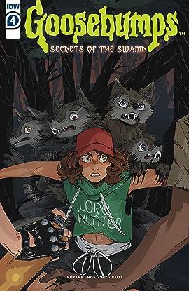 Goosebumps: Secrets of the Swamp #4 (of 5)