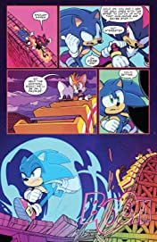 Sonic The Hedgehog (2018-) No.36