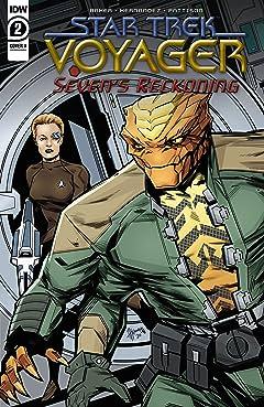 Star Trek: Voyager—Seven's Reckoning #2 (of 4)