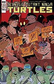 Teenage Mutant Ninja Turtles #112