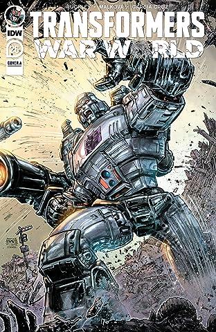 Transformers (2019-) #26