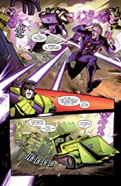 Transformers/Back to the Future #3 (of 4)