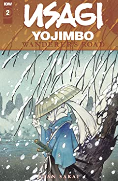Usagi Yojimbo: Wanderer's Road #2 (of 7)