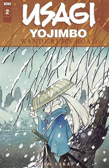 Usagi Yojimbo: Wanderer's Road #2 (of 7)