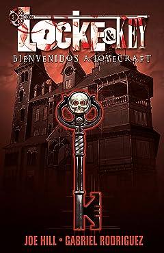 Locke & Key Vol. 1: Bienvenidos a Lovecraft
