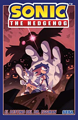 Sonic The Hedgehog Vol. 2: El destino del Dr. Eggman