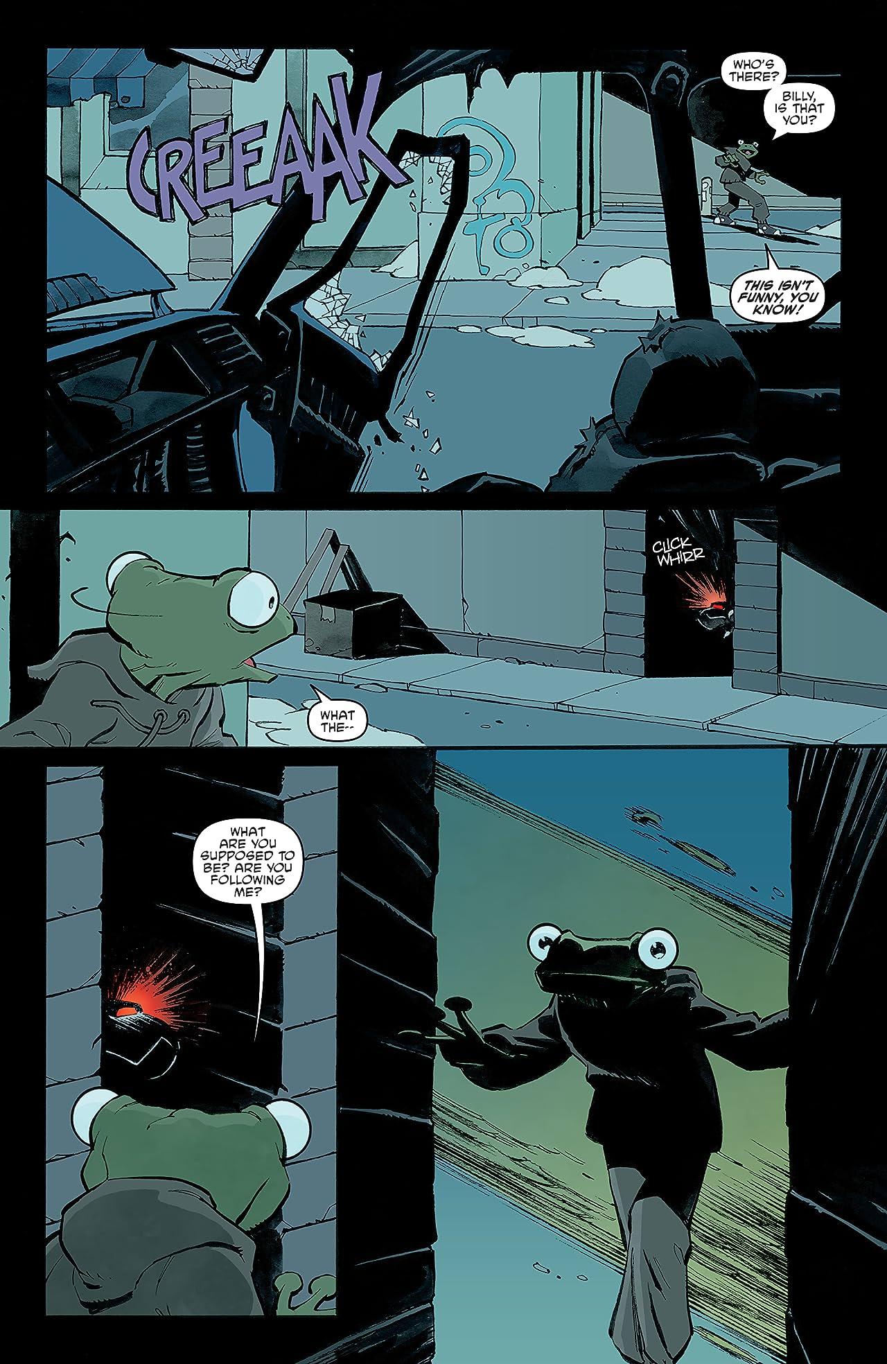 Teenage Mutant Ninja Turtles: Reborn Vol. 2: Life After Death