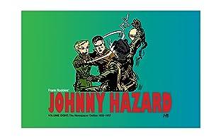 Johnny HazardThe Newspaper Dailies 1956-1958 Vol. 8