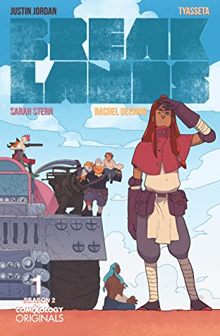 Breaklands Season Two (comiXology Originals) #1 (of 5)