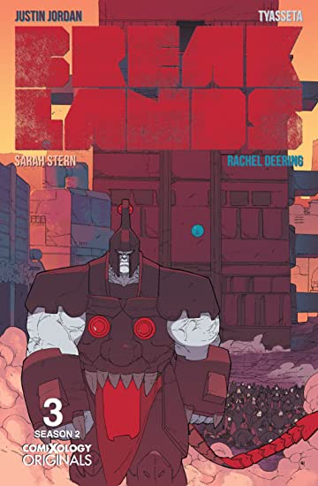 Breaklands Season Two (comiXology Originals) #3 (of 5)