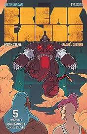 Breaklands Season Two (comiXology Originals) No.5 (sur 5)