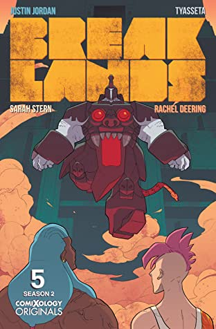 Breaklands Season Two (comiXology Originals) #5 (of 5)