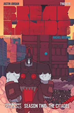 Breaklands Season Two (comiXology Originals)