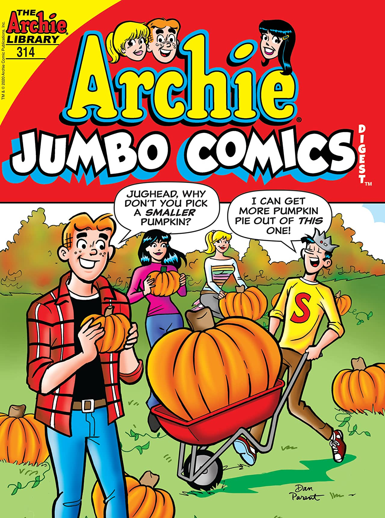 Archie Double Digest #314
