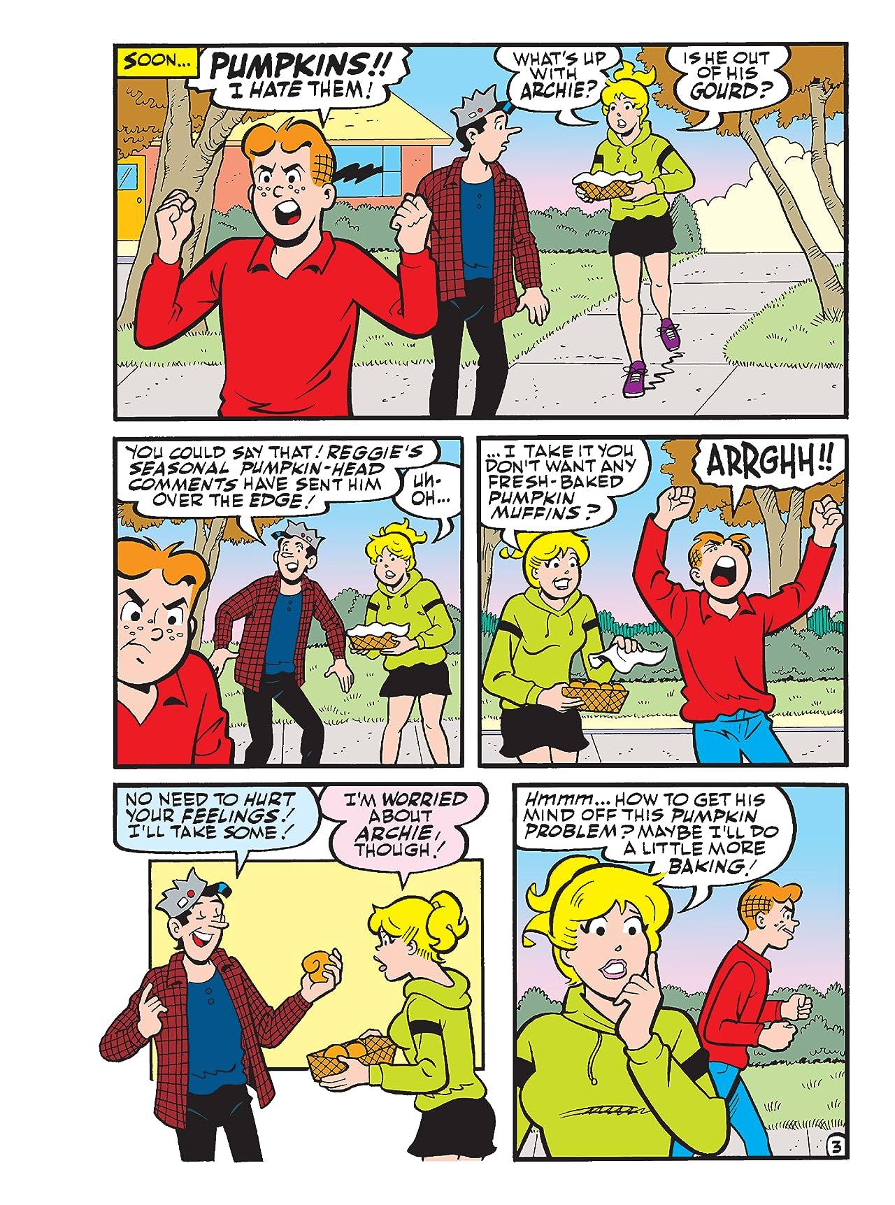 Archie Double Digest #314