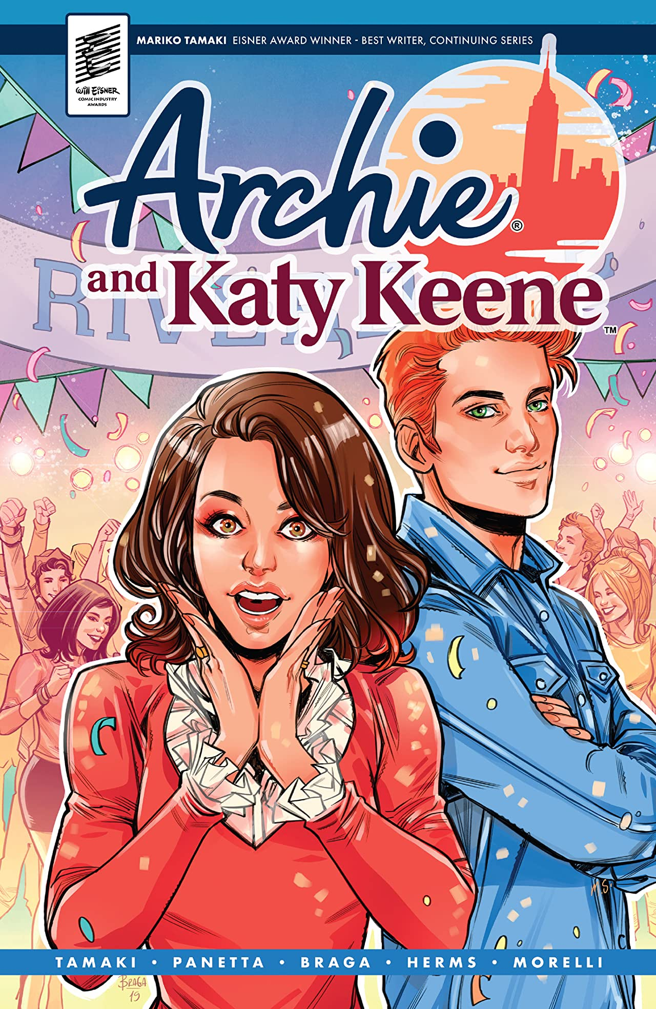 Archie & Katy Keene Vol. 1