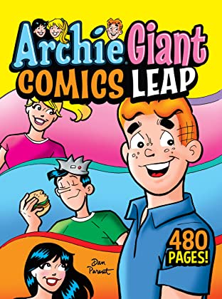 Archie Giant Comics Leap Tome 17
