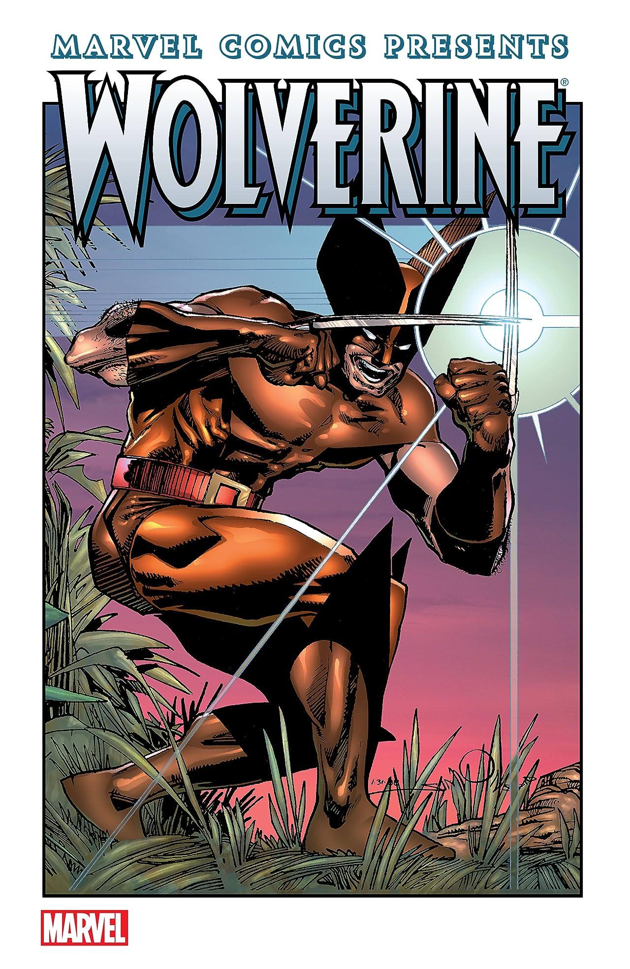 Marvel Comics Presents Wolverine Vol. 1