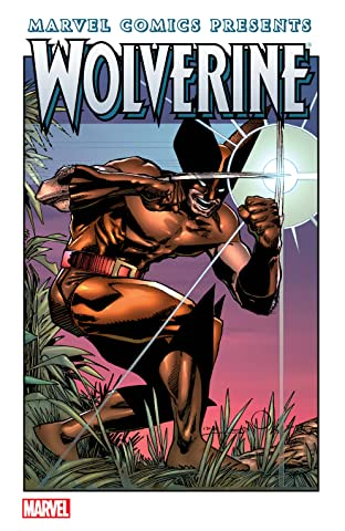 Marvel Comics Presents Wolverine Vol. 1