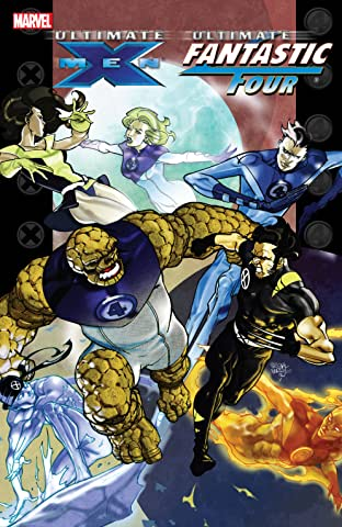 Ultimate X-Men/Fantastic Four