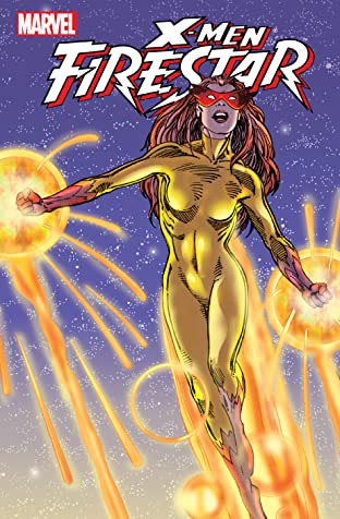 X-Men: Firestar