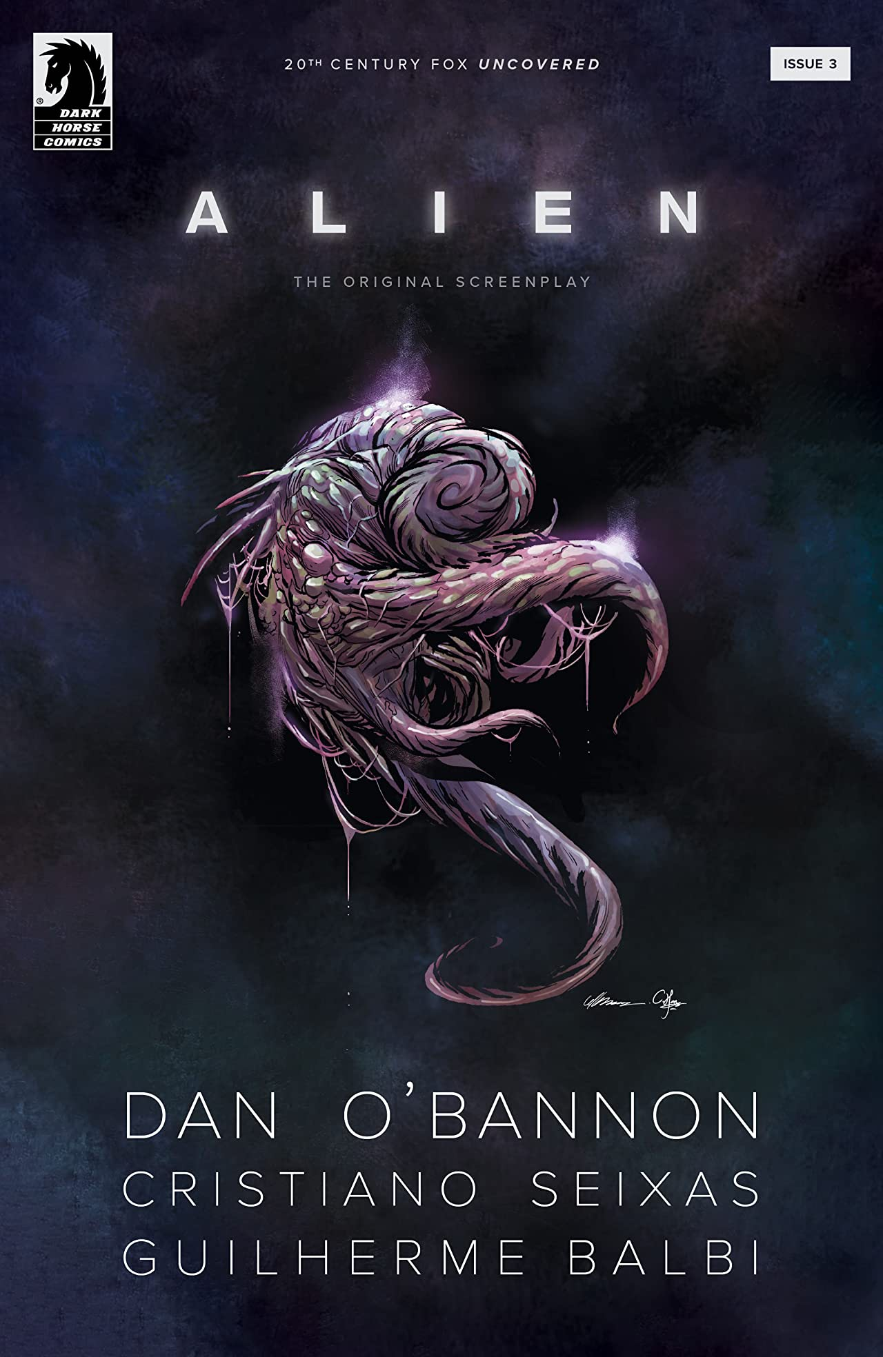 Alien: The Original Screenplay #3