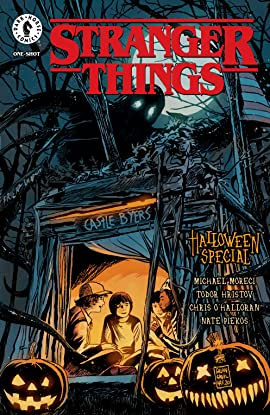Stranger Things Halloween Special