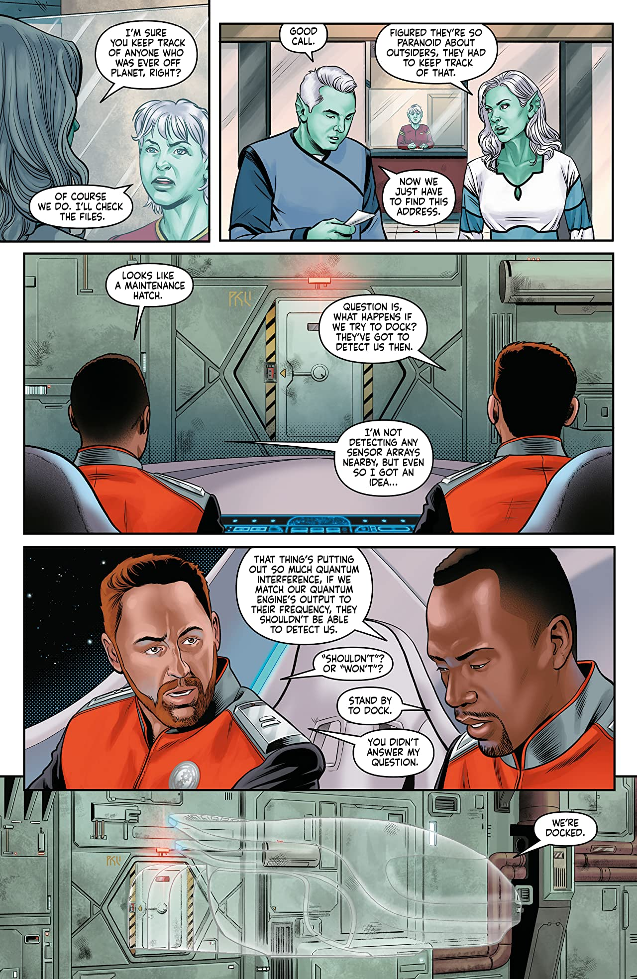 The Orville #2: Launch Day (Part 2 of 2)