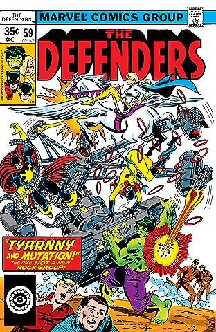 Defenders (1972-1986) No.59