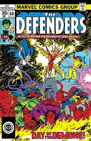 Defenders (1972-1986) No.60