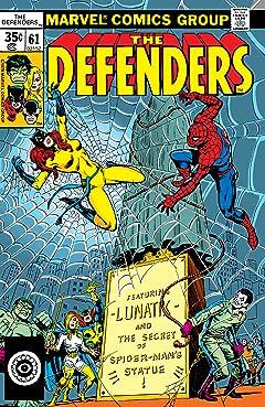 Defenders (1972-1986) #61