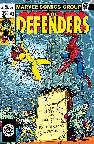 Defenders (1972-1986) No.61