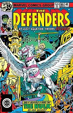 Defenders (1972-1986) #66