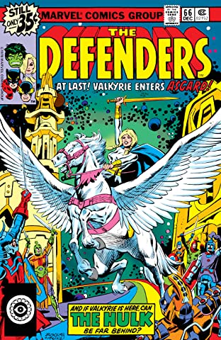 Defenders (1972-1986) No.66