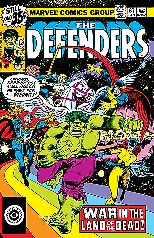 Defenders (1972-1986) No.67