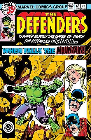 Defenders (1972-1986) No.68