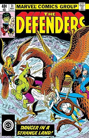 Defenders (1972-1986) No.71